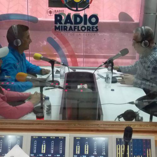 """Ministro Ildemaro Villarroel estrena programa radial """"Construir para Vencer"""""""