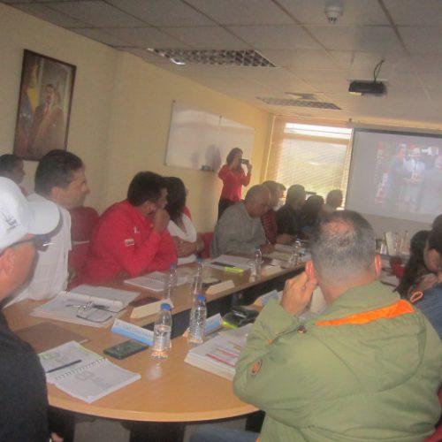 1er Encuentro de Máximos Responsables de las Empresas Adscritas al MINHVI