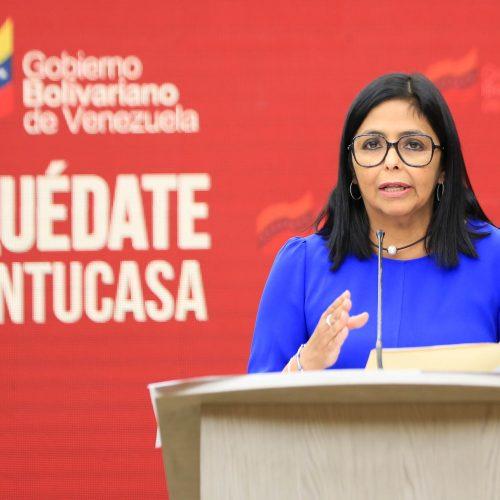 Venezuela recibe segunda entrega de insumos de la Cruz Roja Internacional