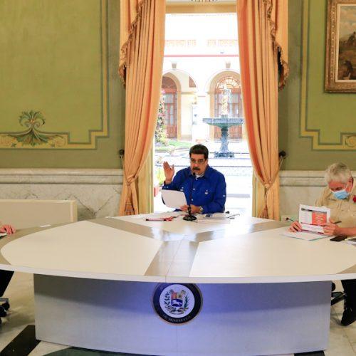 Venezuela extiende por 30 días Estado de Alarma por COVID-19