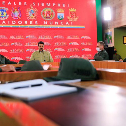 84% de los venezolanos rechaza las acciones del imperialismo norteamericano contra Venezuela