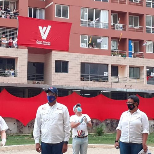 Nicolás Maduro celebró 9 años de la GMVV aprobando recursos para la construcción de 500 mil nuevas viviendas