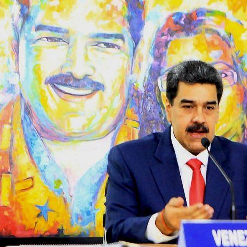 Presidente Maduro exhorta a mantener cuarentena para detener avance del COVID-19