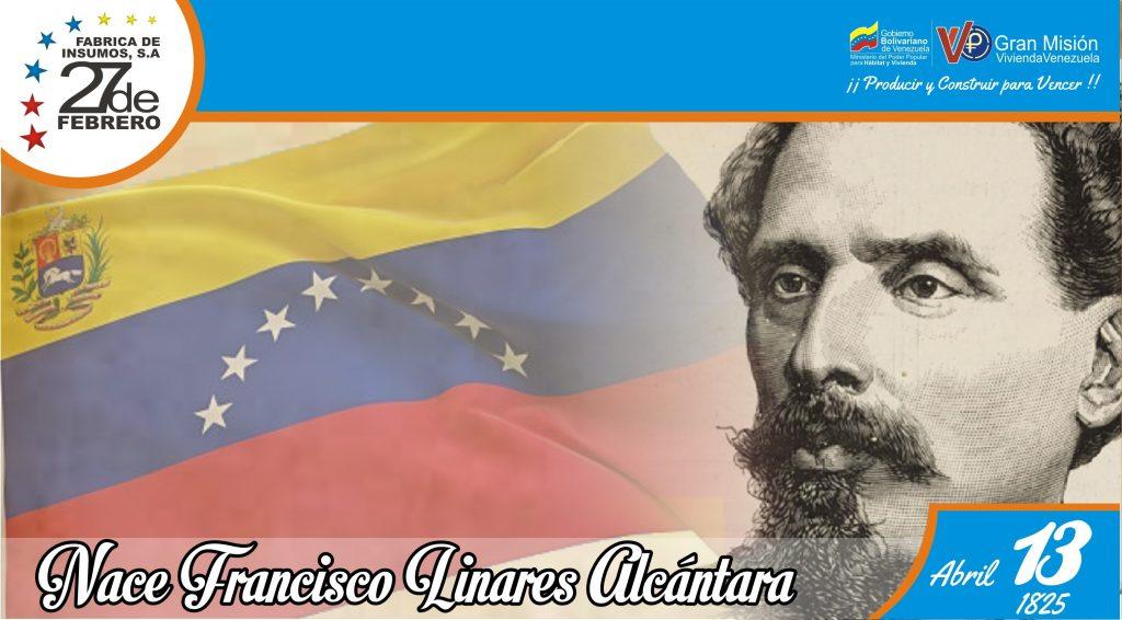13 Nace Francisco Linares Alcántara