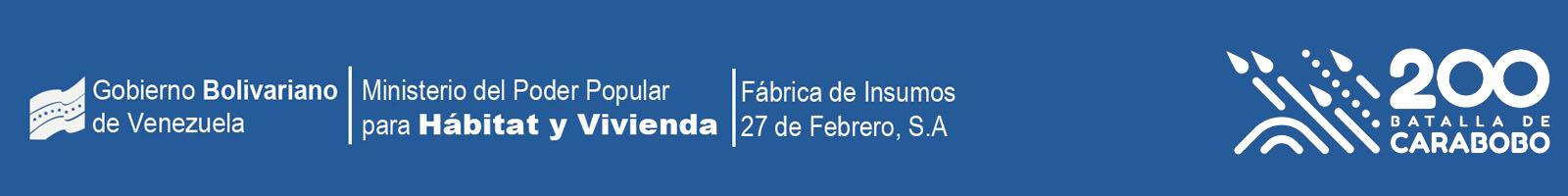 Fabrica de Insumos 27 de Febrero, S.A