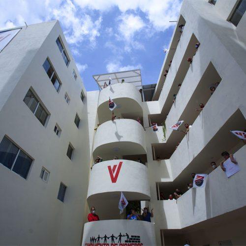 GMVV no se detiene ante el coronavirus y entrega 23 viviendas dignas en Distrito Capital