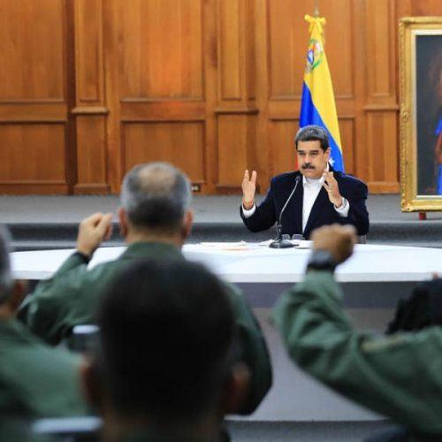 Presidente Nicolás Maduro reveló detalles de los ideólogos de la Operación Gedeón