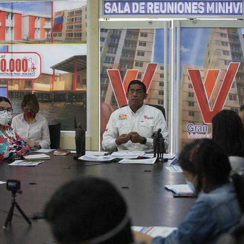 GMVV distribuyó 20 mil millones de bolívares a entes ejecutores para adquisición de insumos