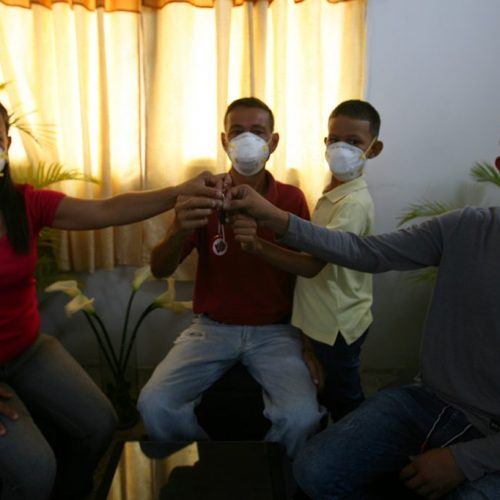 Gobierno Bolivariano adjudicó 20 viviendas en el estado Aragua gracias a la GMVV