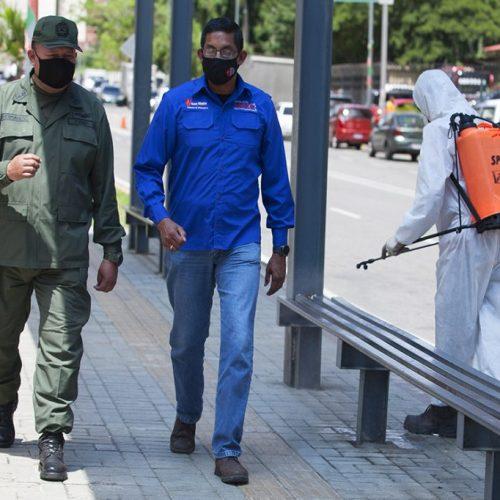 Ministro Villarroel activa Brigada Comunal para salvaguardar a las familias de Ciudad Tiuna en el Distrito Capital