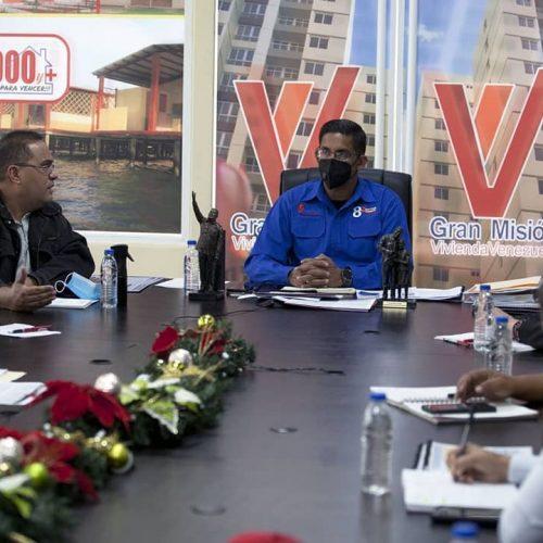 GMVV entregó Proyecto de Ley para continuar garantizando la soberanía de las viviendas
