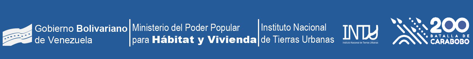 INSTITUTO NACIONAL DE TIERRAS URBANAS